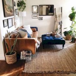 Modern leather living room furniture ideas (2)