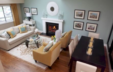 Modern leather living room furniture ideas (62)