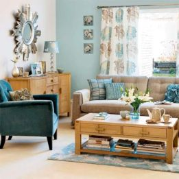 Turquoise Living Room Curtains Designs 62 Rustic Design Ideas Round Decor