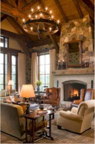 Rustic living room curtains design ideas (14)