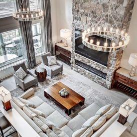 Rustic living room curtains design ideas (26)
