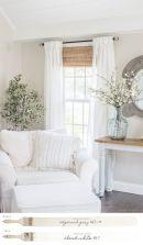 Rustic living room curtains design ideas (48)