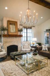 Rustic living room curtains design ideas (52)