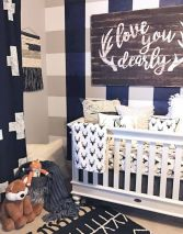 Simple baby boy nursery room design ideas (18)