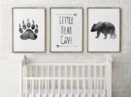 Simple baby boy nursery room design ideas (2)