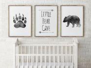 Simple baby boy nursery room design ideas (2)