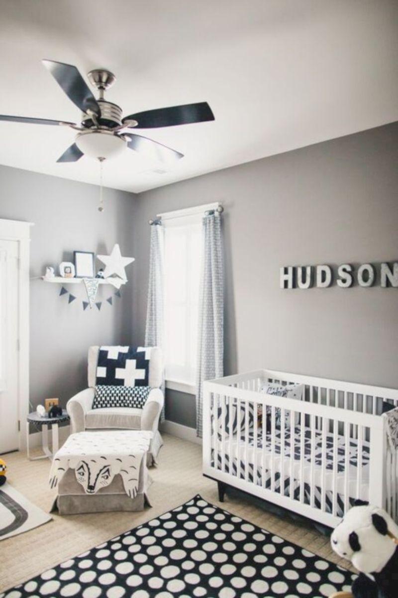 Simple baby boy nursery room design ideas (21)