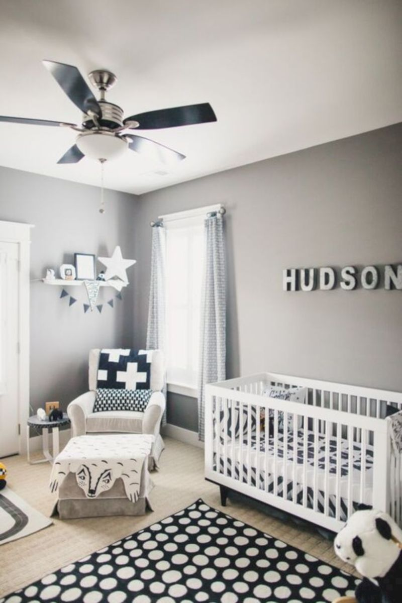 Simple baby boy nursery room design ideas (21)