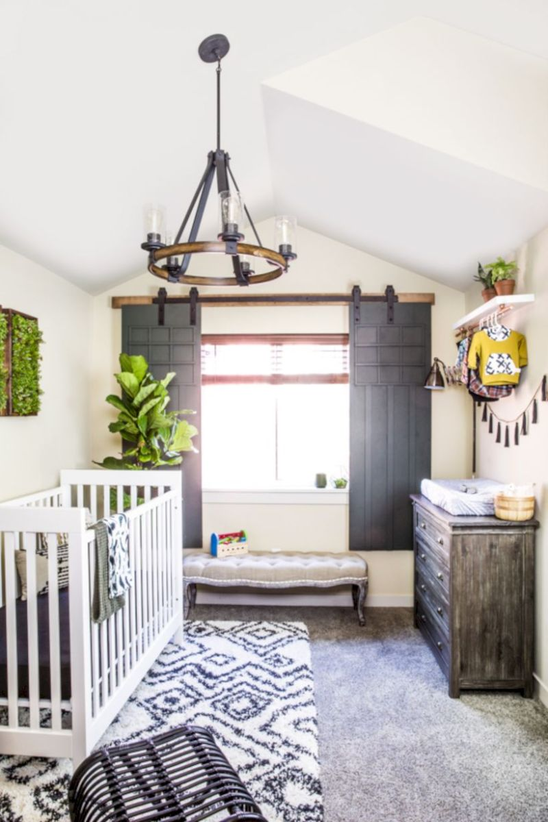 Simple baby boy nursery room design ideas (23)