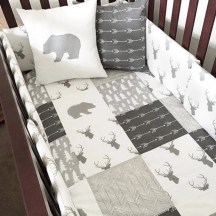 Simple baby boy nursery room design ideas (26)