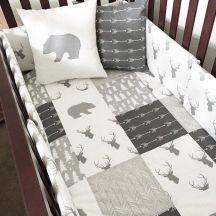 Simple baby boy nursery room design ideas (26)