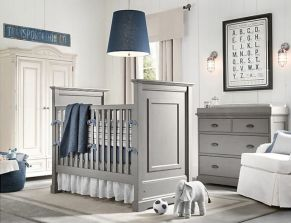 Simple baby boy nursery room design ideas (36)