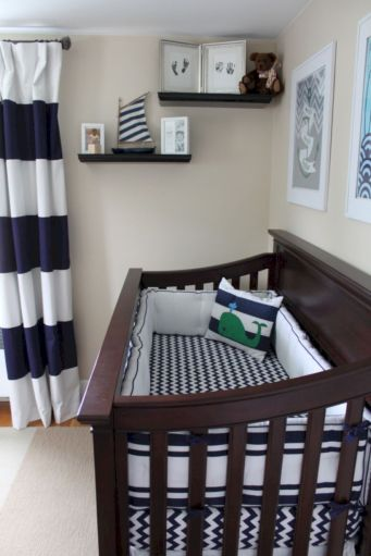 Simple baby boy nursery room design ideas (38)