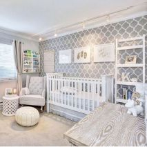 Simple baby boy nursery room design ideas (48)
