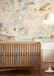 Simple baby boy nursery room design ideas (55)