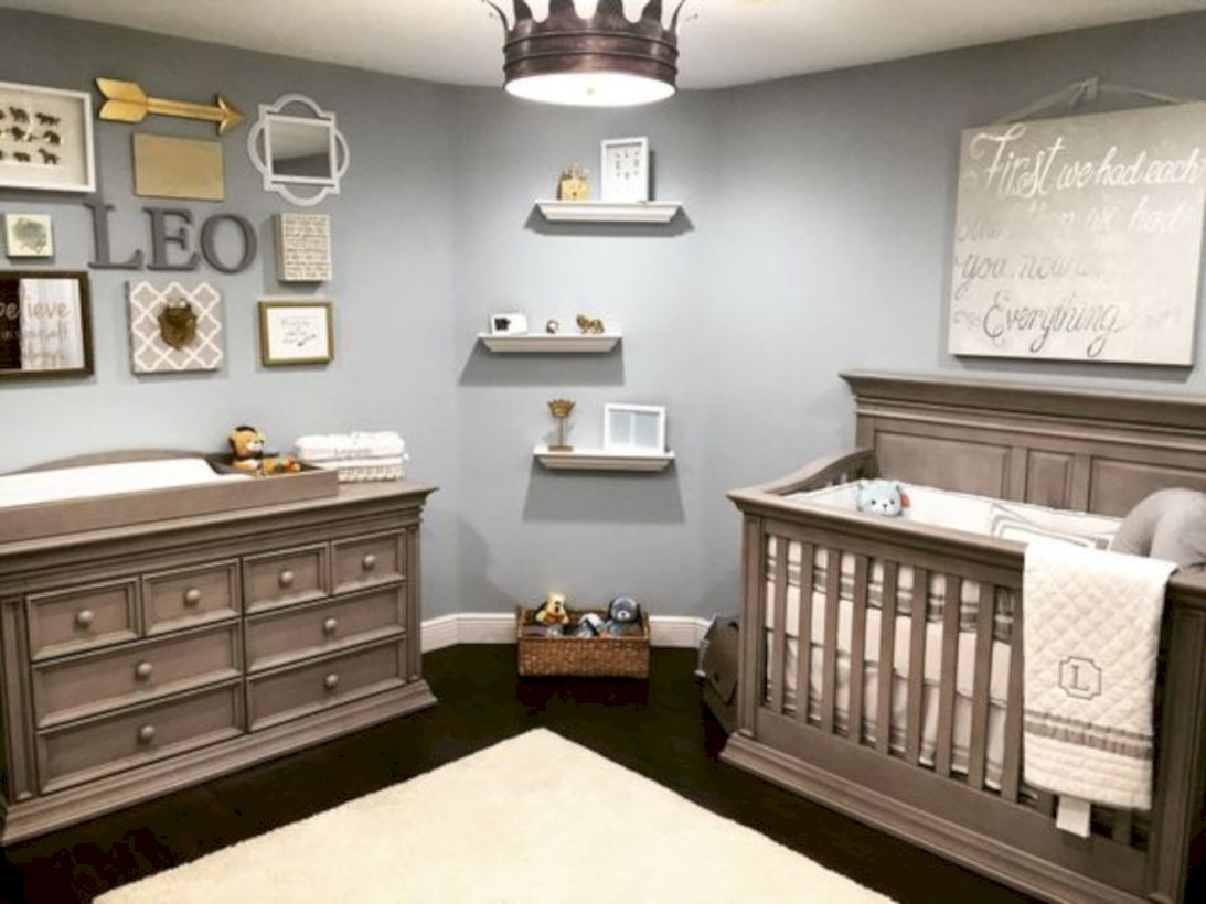 69 Simple Baby Boy Nursery Room Design Ideas