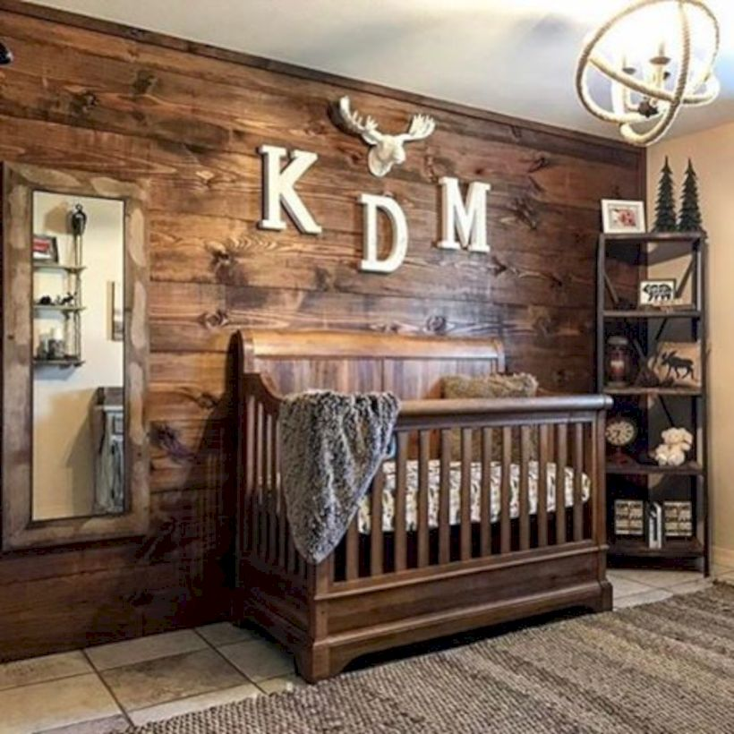 Simple baby boy nursery room design ideas (7)