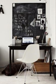 Small modern industrial apartment decoration ideas 11