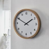 Unique wall clock designs ideas 23
