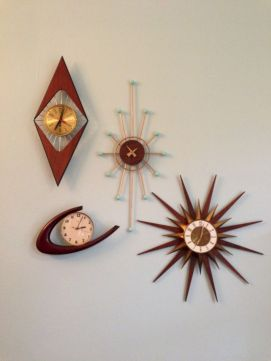 Unique wall clock designs ideas 27