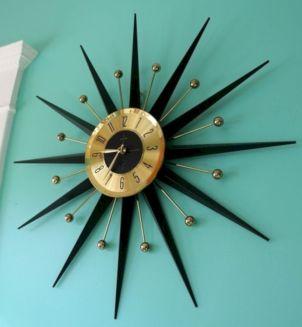 Unique wall clock designs ideas 29