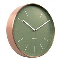 Unique wall clock designs ideas 41
