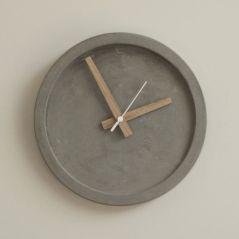 Unique wall clock designs ideas 47