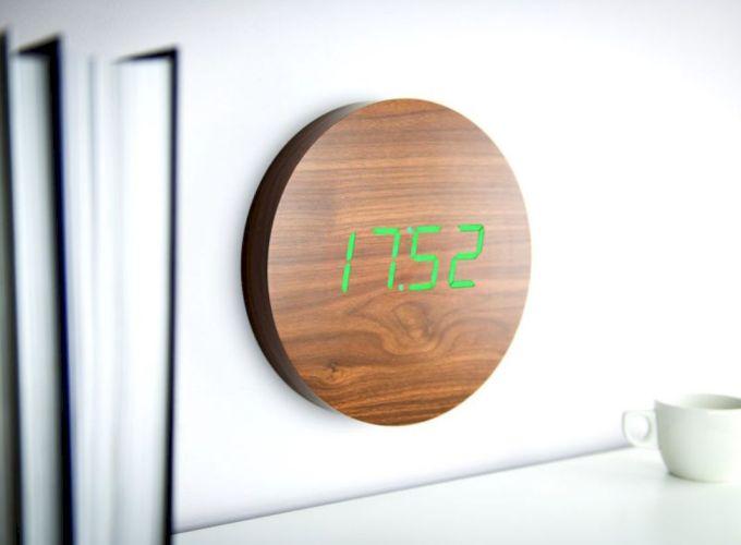 Unique wall clock designs ideas 59