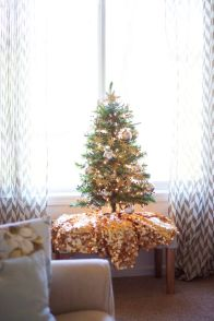 Adorable christmas living room décoration ideas 19 19