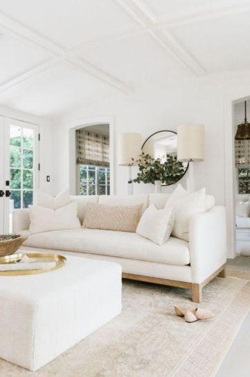 Adorable christmas living room décoration ideas 25 25