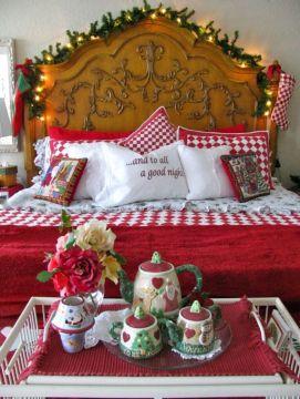 Adorable christmas living room décoration ideas 33 33
