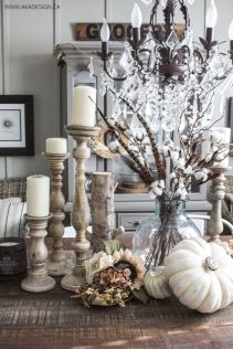Adorable christmas living room décoration ideas 35 35