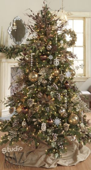 Adorable christmas living room décoration ideas 55 55