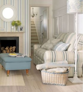 Adorable country living room design ideas 17
