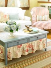 Adorable country living room design ideas 30