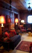 Adorable country living room design ideas 36