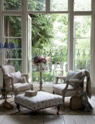 Adorable country living room design ideas 38