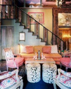 Adorable country living room design ideas 51