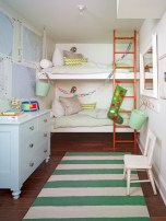 Adorable and fun christmas kids room design ideas 03