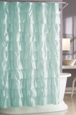 Affordable shower curtains ideas for small apartments 34