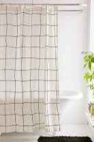 Affordable shower curtains ideas for small apartments 39