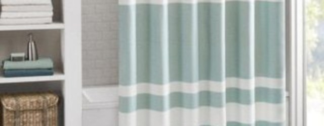 Affordable shower curtains ideas for small apartments 40
