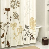 Affordable shower curtains ideas for small apartments 54