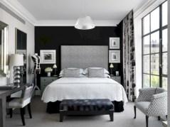 Amazing black and white bedroom ideas (3)