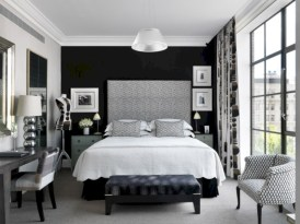 Amazing black and white bedroom ideas (3)