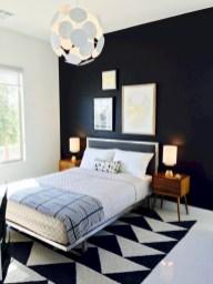 Amazing black and white bedroom ideas (40)