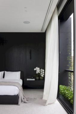 Amazing black and white bedroom ideas (49)