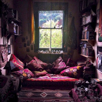 Amazing bohemian bedroom decor ideas 06