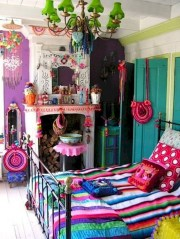 Amazing bohemian bedroom decor ideas 09