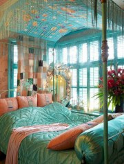 Amazing bohemian bedroom decor ideas 10
